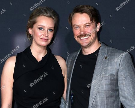 Tessa Richardson Dorman and Michael Dorman