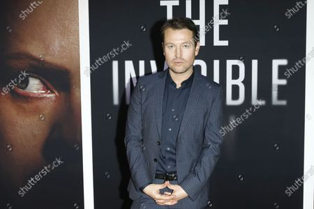 Leigh Whannell arrives for the premiere of the film 'The Invisible Man' at the TCL Chinese Theatre IMAX in Hollywood, California, USA, 24 February 2020. The movie opens in the USA on 28 February 2020.