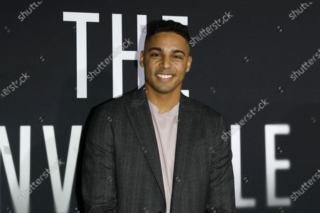 Editorial picture of Premiere - The Invisible Man, Hollywood, USA - 24 Feb 2020
