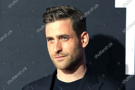 Oliver Jackson-Cohen arrives for the premiere of the film 'The Invisible Man' at the TCL Chinese Theatre IMAX in Hollywood, California, USA, 24 February 2020. The movie opens in the USA on 28 February 2020.
