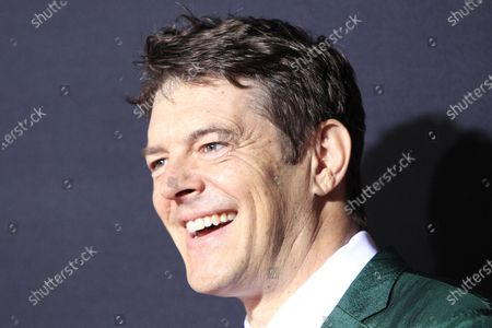Jason Blum arrives for the premiere of the film 'The Invisible Man' at the TCL Chinese Theatre IMAX in Hollywood, California, USA, 24 February 2020. The movie opens in the USA on 28 February 2020.