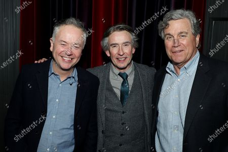 Michael Winterbottom (Director), Steve Coogan, Tom Bernard (Co-Pres SPC)