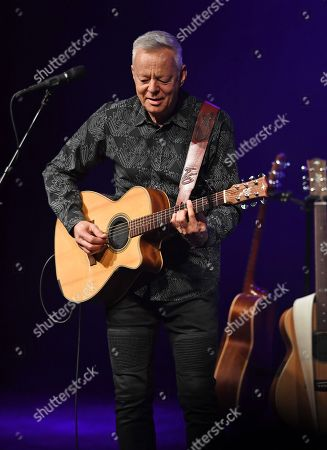 Editorial picture of Tommy Emmanuel in concert at The Parker Playhouse, Fort Lauderdale, Florida, USA - 24 Feb 2020