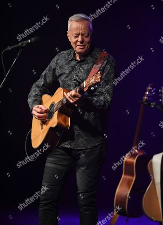 Editorial photo of Tommy Emmanuel in concert at The Parker Playhouse, Fort Lauderdale, Florida, USA - 24 Feb 2020
