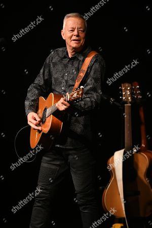 Editorial image of Tommy Emmanuel in concert at The Parker Playhouse, Fort Lauderdale, Florida, USA - 24 Feb 2020