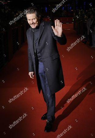 Editorial picture of 'Siberia' premiere, 70th Berlin International Film Festival, Germany - 24 Feb 2020