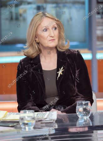 Stock Picture of Suzanne Evans