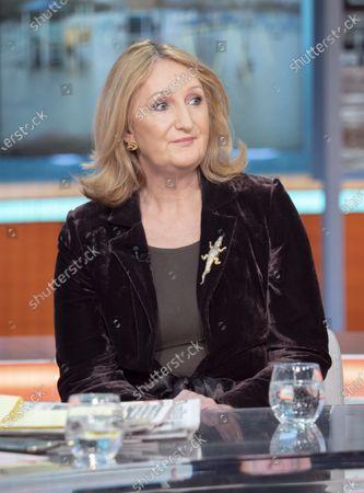 Editorial photo of 'Good Morning Britain' TV show, London, UK - 25 Feb 2020