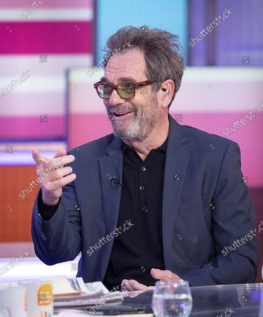 Editorial photo of 'Good Morning Britain' TV show, London, UK - 25 Feb 2020