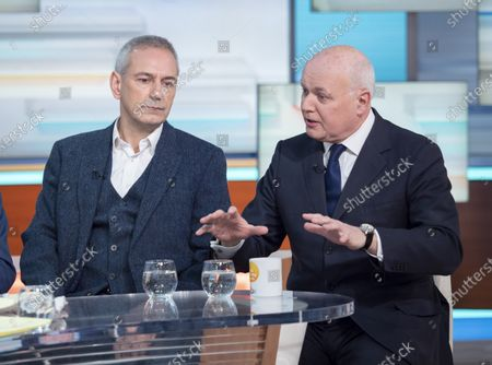 Kevin Maguire and Iain Duncan Smith
