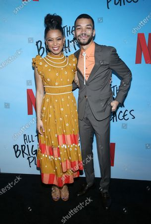 Jaz Sinclair, Justice Smith