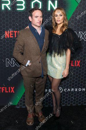 Chris Conner and Dina Shihabi