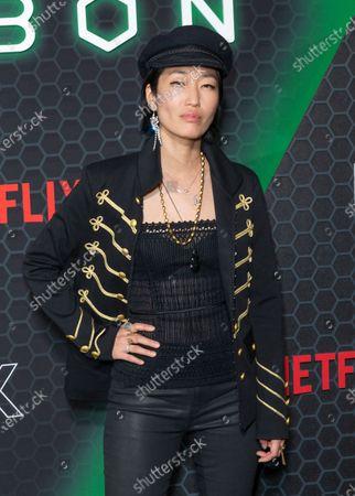 Jihae Kim aka Jihae