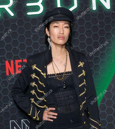 Stock Photo of Jihae Kim aka Jihae