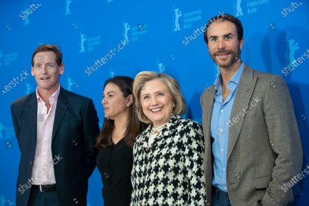 Howard T. Owens, Nanette Burstein, Hillary Clinton, Ben Silverman