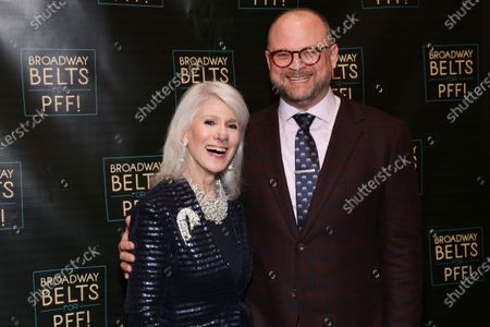 Stock Photo of Jamie DeRoy and Carl Andress