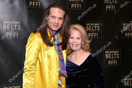 Editorial photo of Broadway Belts for PFF!, New York, USA - 24 Feb 2020