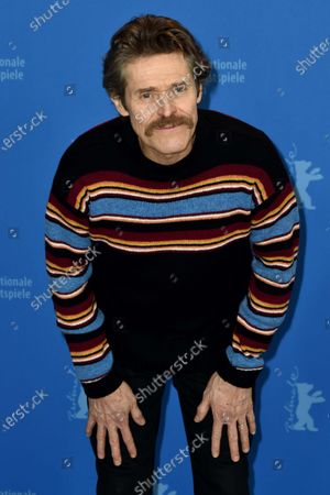 Stock Picture of Willem Dafoe