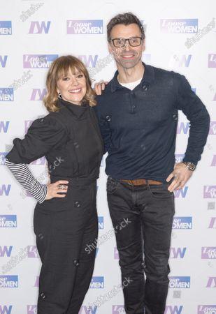 Jonathan Wrather and Zoe Henry