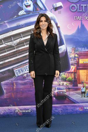 Sabrina Ferilli voice actress