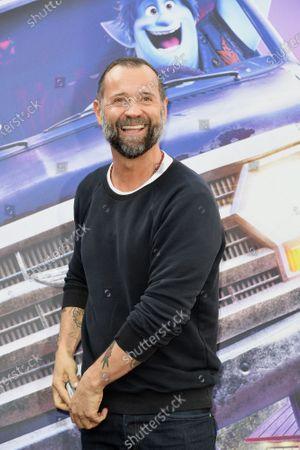 Fabio Volo voice actor