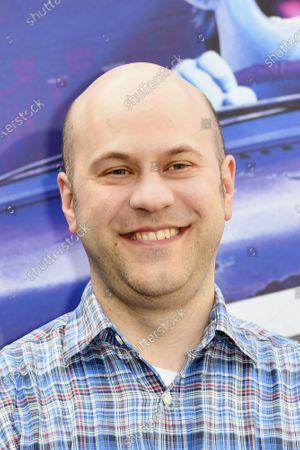 Filmmaker Dan Scanlon