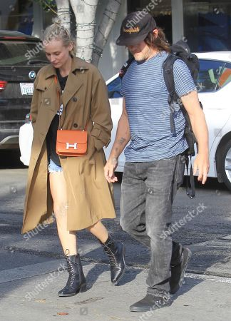 Stock Picture of Diane Kruger and Norman Reedus
