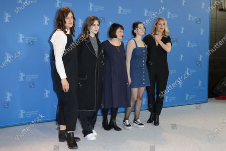 Editorial photo of 'Never Rarely Sometimes Always' film photocall, 70th Berlin International Film Festival, Germany - 25 Feb 2020