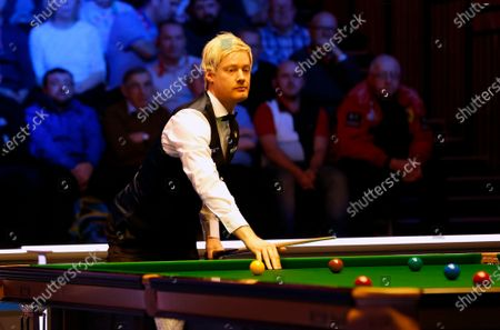 Editorial picture of Coral Players Championship snooker tournament, Southport, UK - 25 Feb 2020