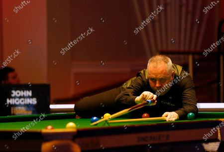 Editorial image of Coral Players Championship snooker tournament, Southport, UK - 25 Feb 2020