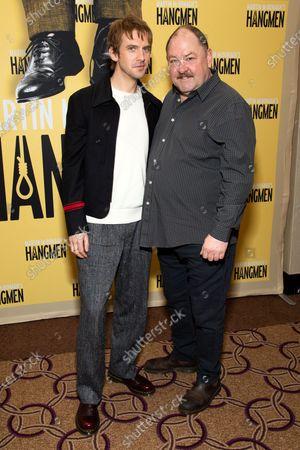 Dan Stevens, Mark Addy