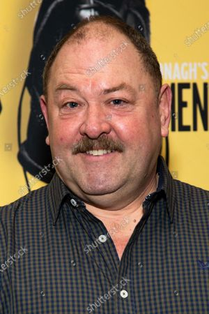 Stock Picture of Mark Addy