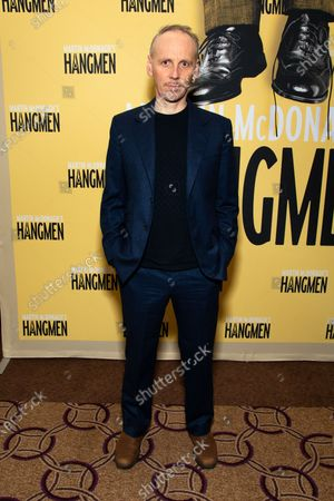 Editorial picture of 'Hangmen' play photocall, New York, USA - 25 Feb 2020