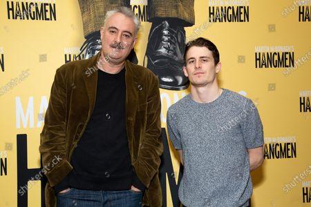 John Hodgkinson, Josh Goulding