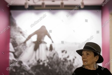 Editorial photo of Graciela Iturbide's Mexico exhibition at the National Museum of Women in the Arts, Washington, USA - 25 Feb 2020