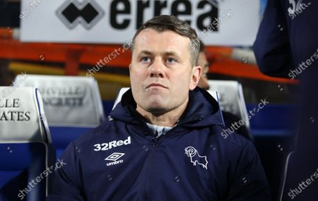 Goalkeeper coach Shay Given during Queens Park Rangers vs Derby County, Sky Bet EFL Championship Football at Loftus Road Stadium on 25th February 2020