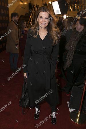 Stock Photo of Linda Papadopoulos