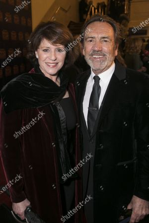 Rosemarie Ford and Robert Lindsay