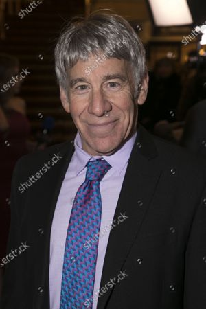 Editorial image of 'The Prince of Egypt' arrivals, Gala Night, London, UK - 25 Feb 2020