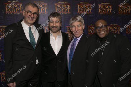 Philip LaZebnik (Author), Scott Schwartz (Director), Stephen Schwartz (Music/Lyrics) and Sean Cheesman (Choreographer)
