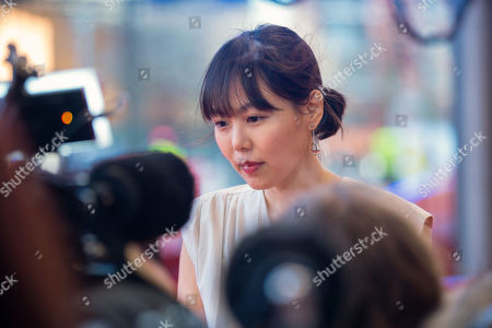 Stock Picture of Kim Min-Hee