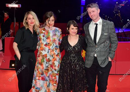 Editorial picture of Never Rarely Sometimes Always - Premiere - 70th Berlin Film Festival, Germany - 25 Feb 2020