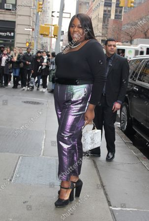Stock Picture of Alex Newell