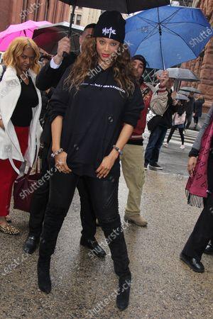 Stock Photo of Tyra Banks