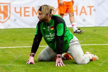 Tim Wiese of Germany