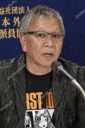 Stock Photo of Takashi Miike