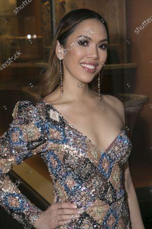Christine Allado (Tzipporah)