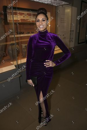Editorial photo of 'The Prince of Egypt' party, Gala Night, London,  - 25 Feb 2020