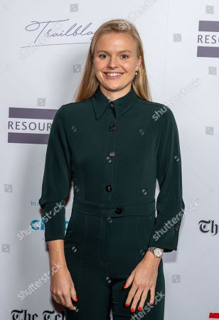 Harriet Dart, Third highest ranked female British tennis player and headliner for the Great British Fed Cup squad