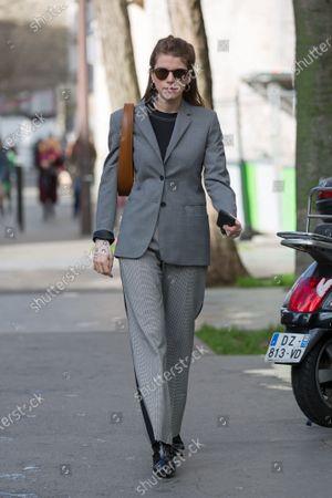 Stock Picture of Monica de La Villardiere